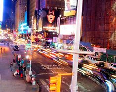 飞跃万里的独行——记冬日纽约