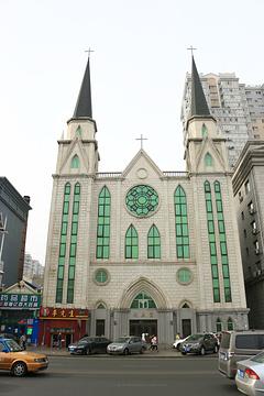 耶稣圣心主教座堂旅游景点攻略图