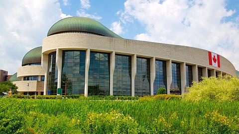 麦考得加拿大历史博物馆旅游景点攻略图