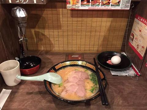 一兰拉面(新宿中央東口店)旅游景点攻略图