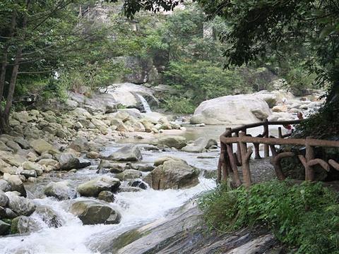 湖北英山大别山南武当旅游区旅游景点图片