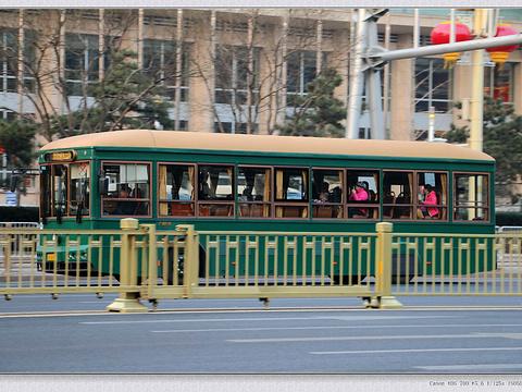 长安街旅游景点图片