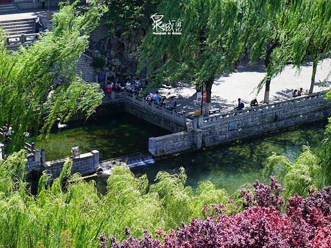 黑虎泉旅游景点图片