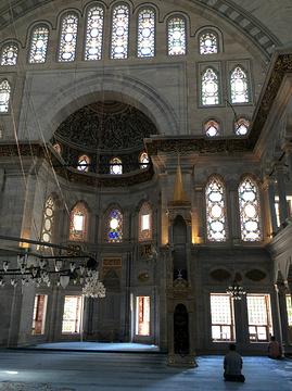 艾郁普苏丹清真寺的图片