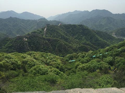 八达岭长城旅游景点攻略图