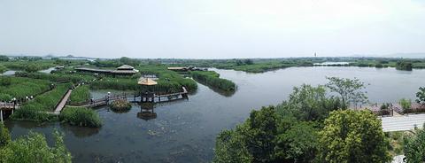 下渚湖国家湿地公园科普馆