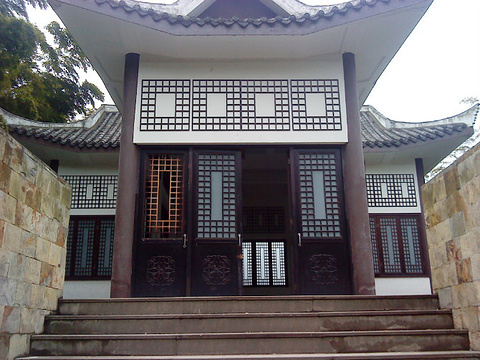 茶山竹海旅游景点图片