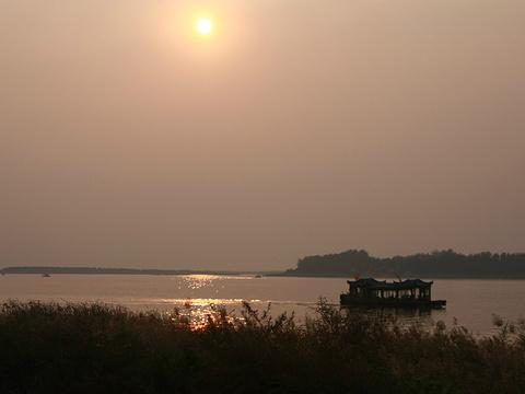 衡水湖旅游景点图片