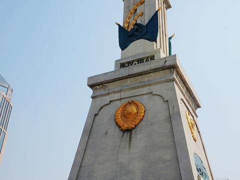 苏联红军烈士纪念碑旅游景点图片