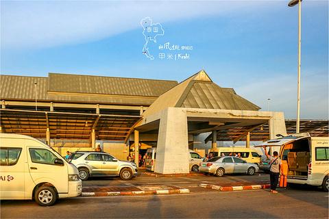 甲米机场旅游景点攻略图