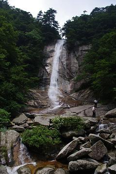 大别山国家森林公园旅游景点攻略图