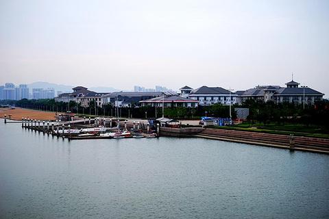 奥林匹克水上公园旅游景点攻略图
