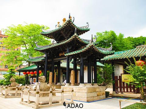 越秀区博物馆旅游景点图片