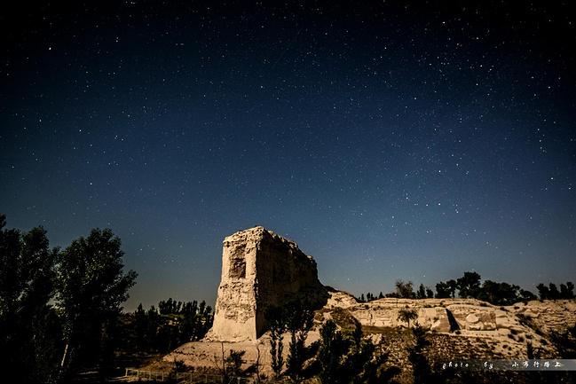 古都古城 千万年的轮回图片