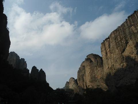 雁荡山旅游景点攻略图