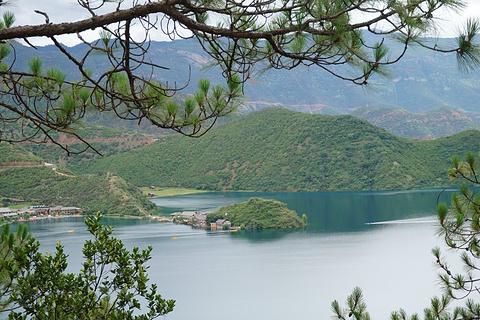 里格半岛旅游景点攻略图