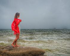 #浪不完的夏天#今天的海是什么颜色