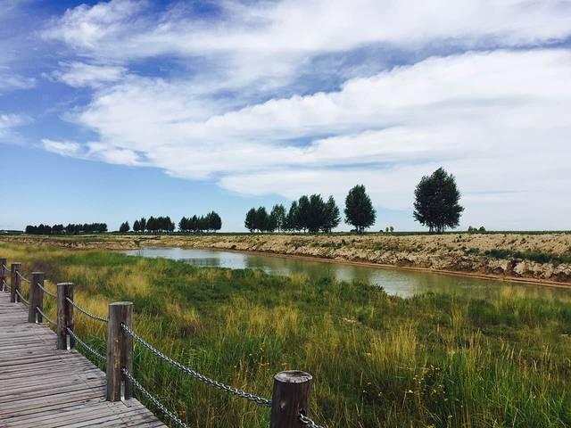 寻美而行 龙安桥国家湿地公园游记