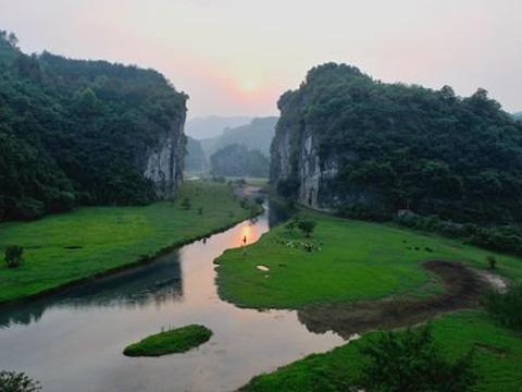 湄江国家地质公园旅游景点图片