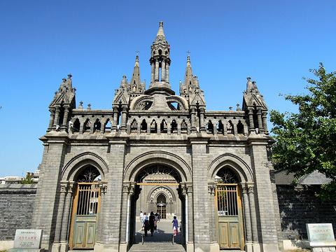 南关天主教堂的图片
