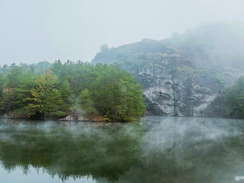 石门湖旅游景点图片