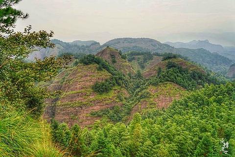 铜钹山旅游景点攻略图