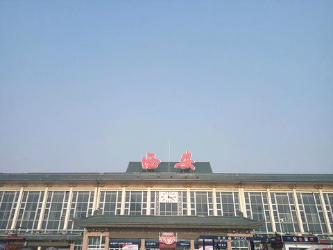 西安站旅游景点攻略图