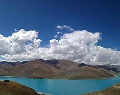 一念西藏,魂牵梦萦(3)羊卓雍措