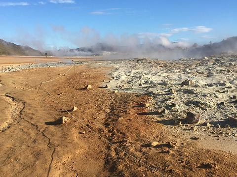硫磺泉旅游景点图片