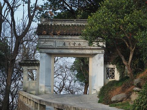 虎丘旅游景点攻略图