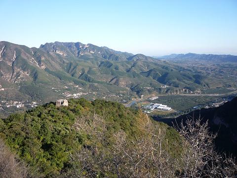 白蛇谷风景区旅游景点攻略图