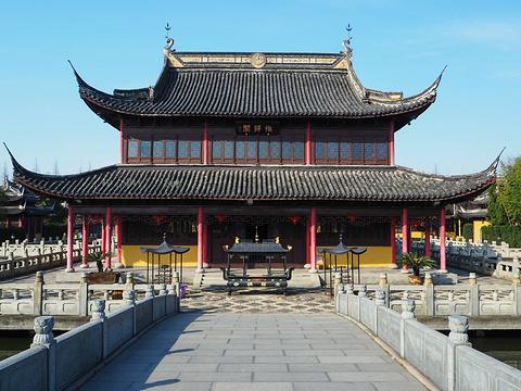 全福讲寺旅游景点图片