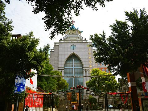 基督教泉南堂旅游景点图片