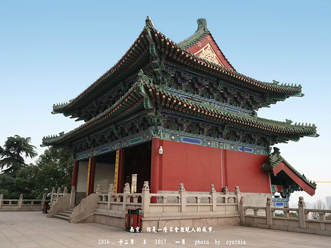 阅江楼旅游景点图片
