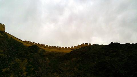 嘉峪关关城旅游景点攻略图
