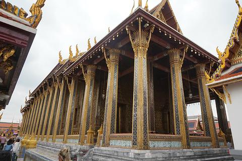 玉佛寺旅游景点攻略图