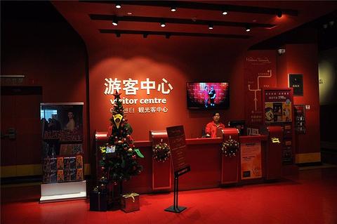 上海杜莎夫人蜡像馆旅游景点攻略图