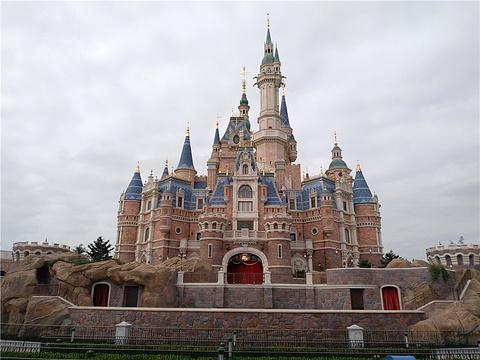 上海迪士尼度假区旅游景点攻略图