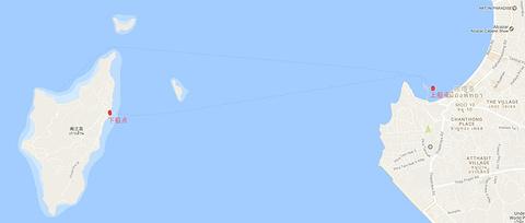 格兰岛旅游景点攻略图