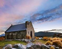 赤道之南.新西兰 一家三口且游且学 南岛冬日亲子房车自驾