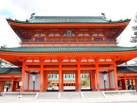 平安神宫旅游景点图片