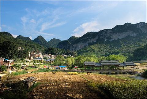 文山旅游图片