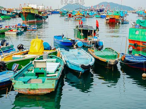 长洲岛旅游景点图片
