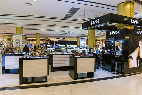 玛雅购物中心旅游景点攻略图