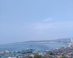 红海湾___一个人一座城