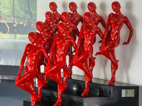 长春世界雕塑园旅游景点图片