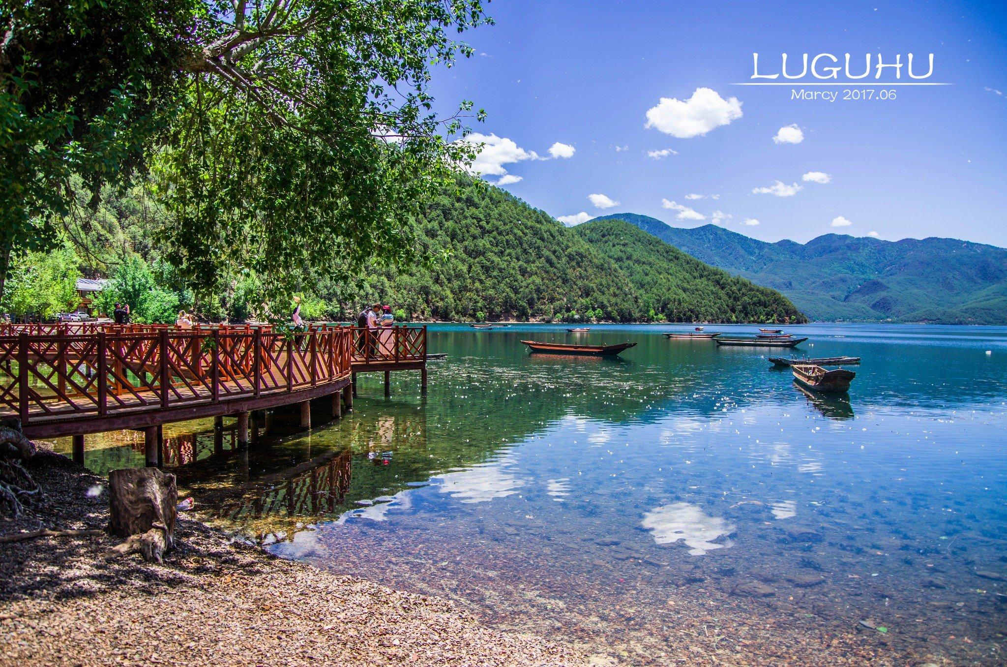 泸沽湖经典1日游