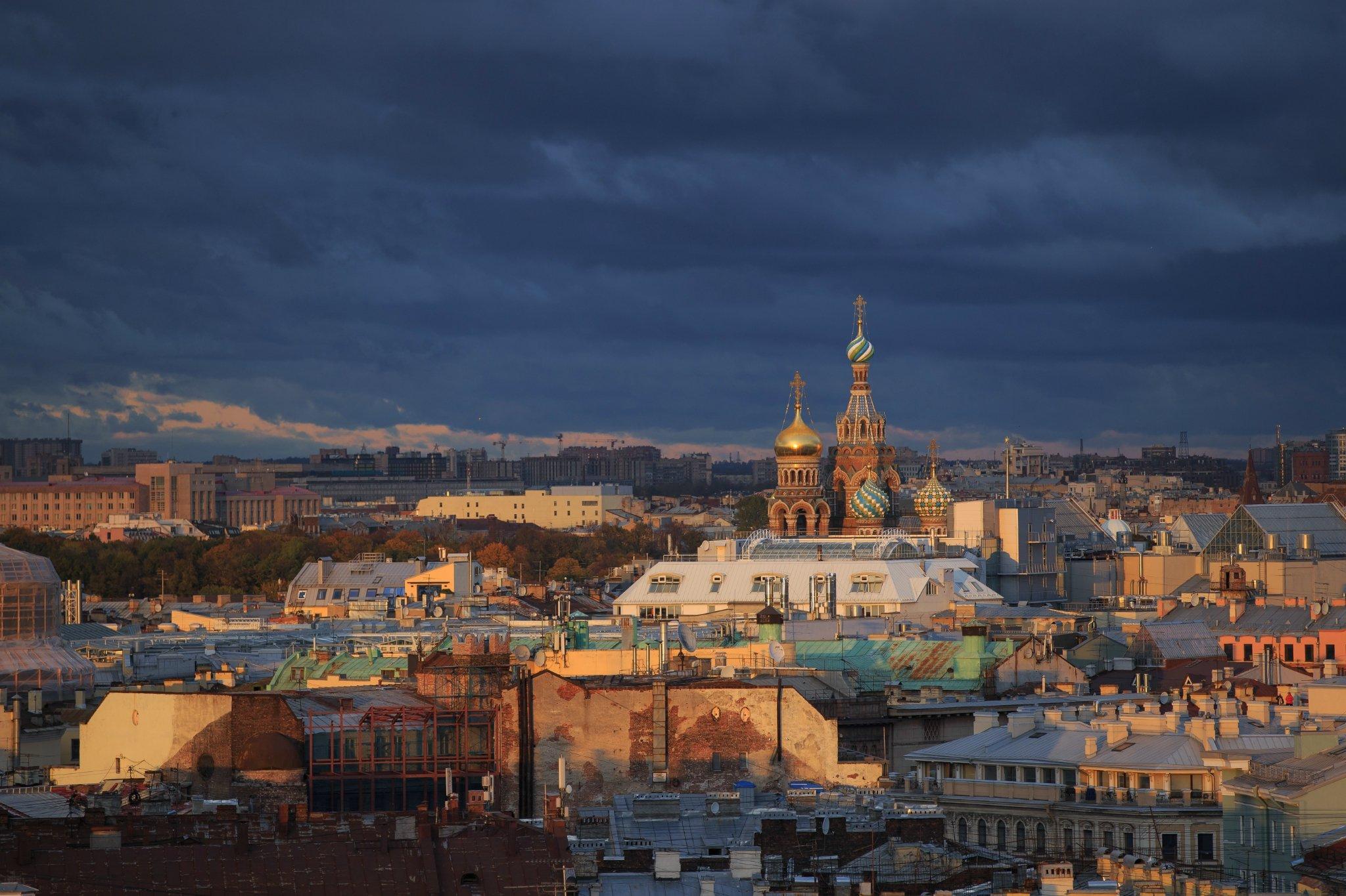 从贝加尔湖到圣彼得堡 --- 2016金秋俄罗斯穿越之旅