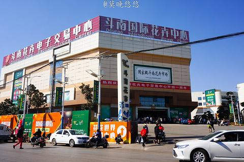 斗南花市旅游景点攻略图