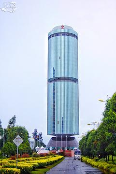 沙巴基金会大厦旅游景点攻略图